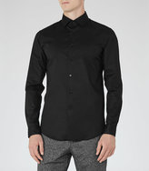 Reiss Bonnet Slim-Fit Shirt