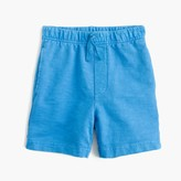J.Crew Kids' garment-dyed dock short