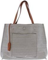 Street Level Stripe Tote Bag