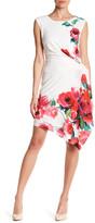 Eva Franco Rosie Asymmetrical Hem Dress