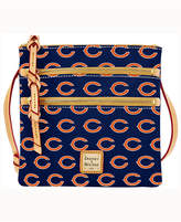 Dooney & Bourke Chicago Bears Triple-Zip Crossbody Bag