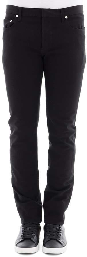 Christian Dior Black Fabric Pants