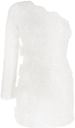 Loulou Lace Mini Dress