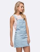 Roxy Womens Back In The West Coast Denim Dress