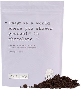 Frank Cacao Coffee Scrub