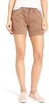 Jag Jeans Women's Izzy Twill Utility Shorts