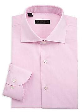 Saks Fifth Avenue Pinstripe Dress Shirt