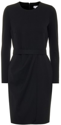 Max Mara Olana stretch wool dress