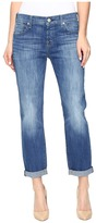7 For All Mankind Josefina in Newcastle Broken Twill