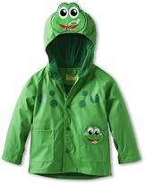 Western Chief Frog Raincoat (Toddler/Little Kids)