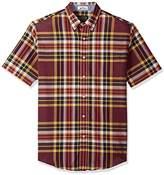 Pendleton Men's Short Sleeve Button Front Seaside Shirt