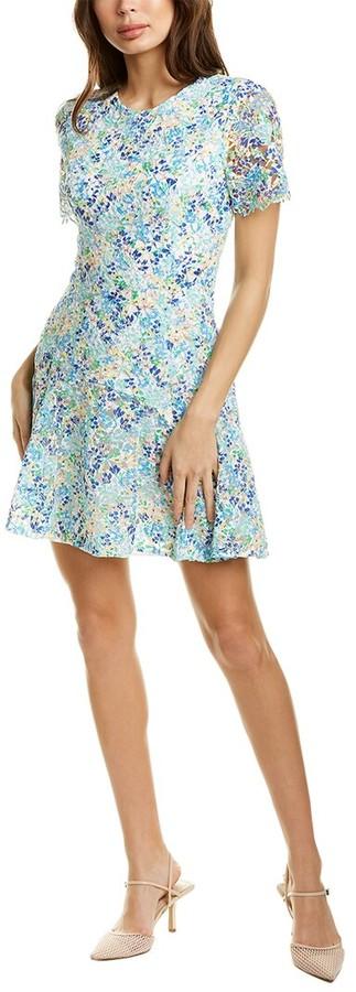 Shoshanna Sonrisa A-Line Dress
