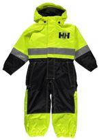 Helly Hansen Kids Junior Ludvika Suit Workwear Hi Vis Jacket Coat Top