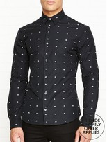 McQ Googe Long Sleeve Shirt