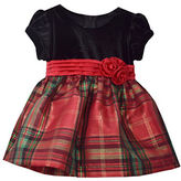 Iris & Ivy Taffeta Plaid Dress