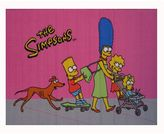 The Simpsons Fun rugs walk 'n roll rug