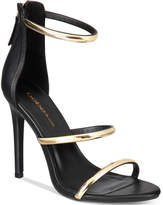 Bebe Berdine Ankle-Strap Dress Sandals