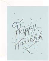 Rifle Paper Co. Happy Hanukkah Card