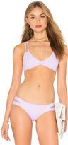 Pilyq Utopia Reversible Bikini Top