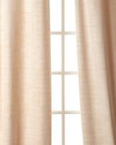 "Dian Austin Couture Home Manhattan Velvet Curtain, 108""L"