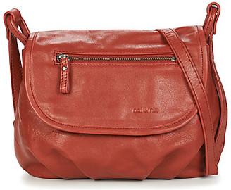 Nat & Nin JEN women's Shoulder Bag in Red