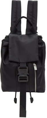 Alyx Black Small Tank Backpack