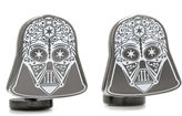 Star Wars STARWARS Darth Vader Sugar Skull Cuff Links