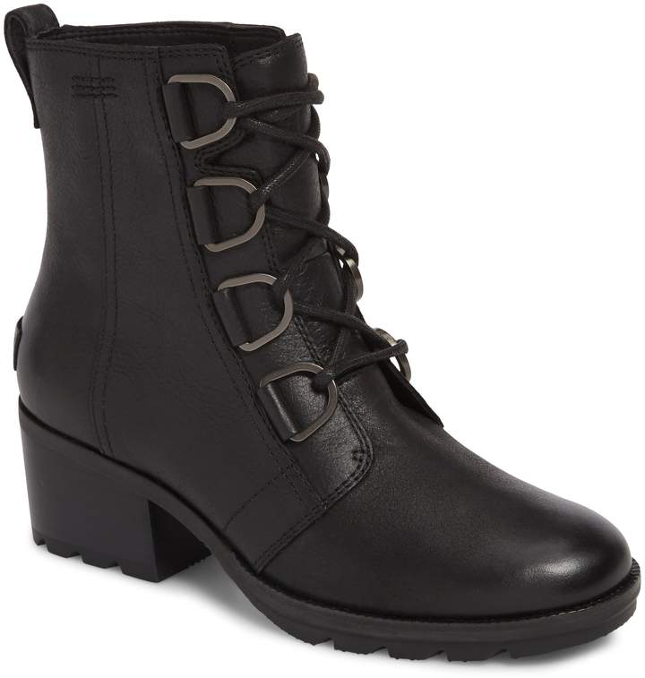 87b8a82dc39 Cate Waterproof Lace-Up Boot