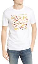 Original Penguin Men's Heritage Surfboard Graphic T-Shirt