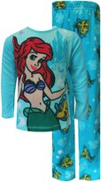 Komar Kids Disney Little Mermaid Princess Ariel Fleece Pajama Set for girls (4/5)