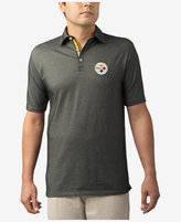 Tommy Bahama Men's Pittsburgh Steelers Double Eagle Spectator Polo