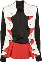 Capucci Ruffled Jacket