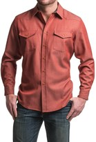 Pendleton Carson Worsted WoolDenim Shirt - Classic Fit, Long Sleeve (For Men)