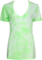 Fluorescent Mineral Wash Tee