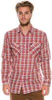 Brixton Memphis Ls Shirt