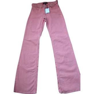 Isabel Marant Orange Cotton Jeans for Women