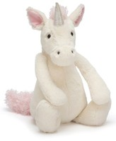 Jellycat Infant Girl's 'Really Big Bashful Unicorn' Stuffed Animal
