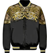 Evisu Souvenir Jacket With Kirin Embroidery