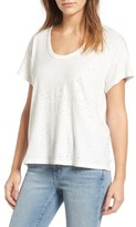 Current/Elliott Women's The Slouchy Scoop Tee