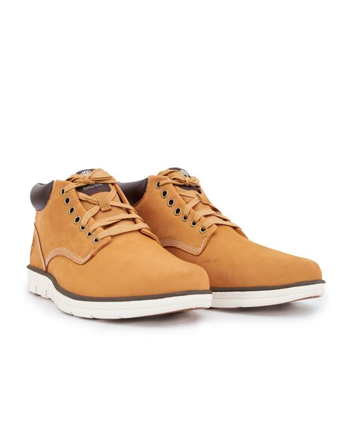 Footwear Bradstreet Chukka Boots Colour: Wheat, Size: UK 7