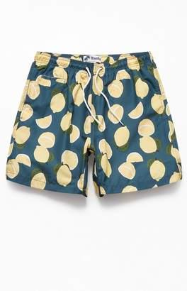 "Trunks Surf & Swim Lemon 17"" Swim"