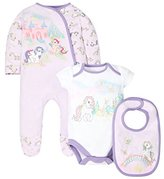 Mothercare Girl's My Little Pony 3 Piece Set Pyjama Sets