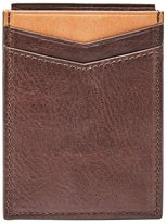 Fossil Ethan RFID Magnetic Card Case