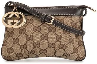 Gucci Pre-Owned mini GG monogram crossbody bag
