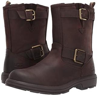 UGG Biltmore Moto Boot (Stout) Men's Shoes