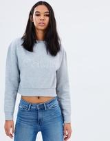 Calvin Klein Jeans Emroidered Sweatshirt