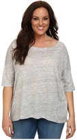 BB Dakota Plus Size Risa Knit