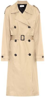 Saint Laurent Cotton trench coat