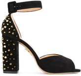 Charlotte Olympia Eugenie 100 sandals