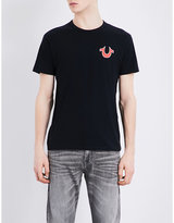 True Religion Horseshoe Cotton T-shirt